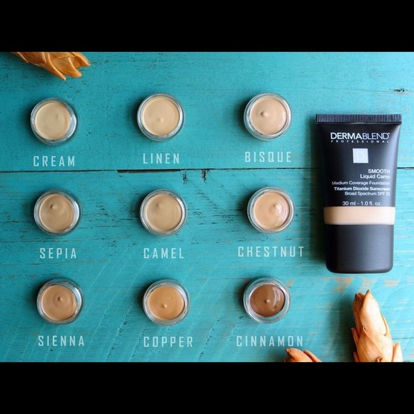 Dermablend Makeup Liquid Foundation In Shade Linen Poshmark